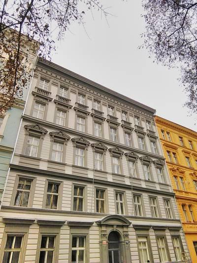 Dokončena rekonstrukce činžovního domu v Praze-Malé Straně
