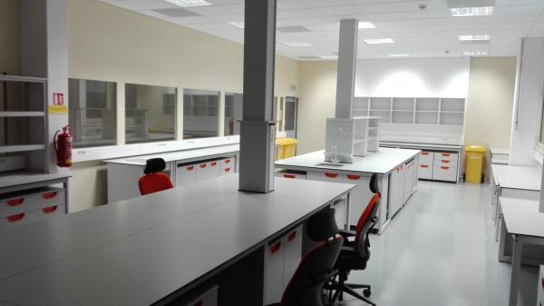 Rekonstrukce laboratoří