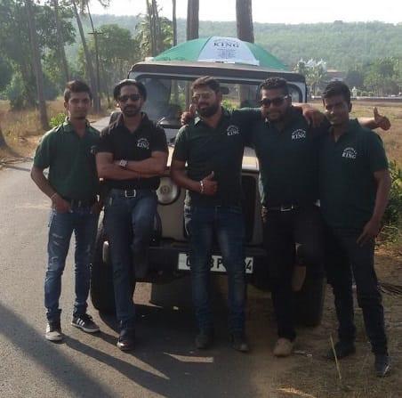 Zahájení distribuce piva BOHEMIAN KING v indickém svazovém státě Goa.