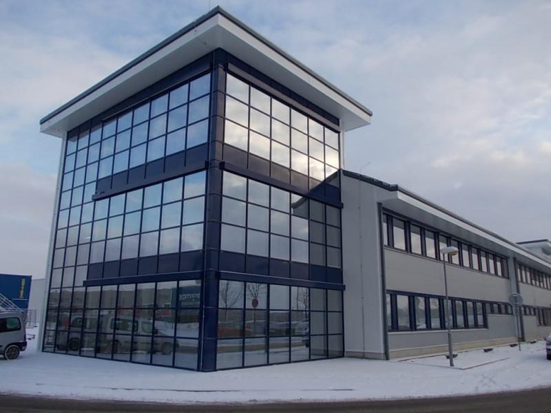 Dokončena realizace stavby Montážní závod Driessen Czech v Plzni