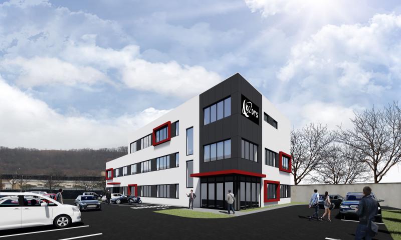 Výstavba nového sídla společnosti KODYS spol. s r.o.