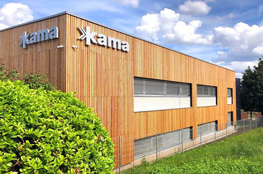 Sídlo společnosti K A M A