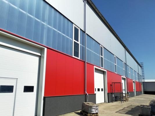 Rekonstrukce výrobních hal společnosti Očenášek - Mikulka, spol. s r.o.
