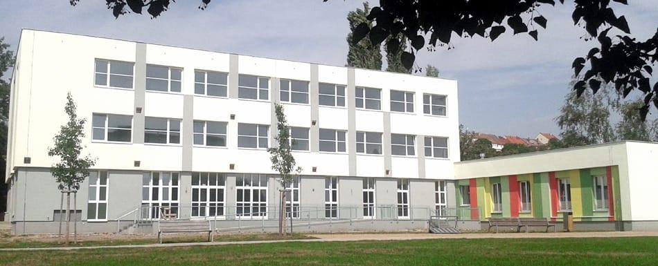 Přestavba multifunkčního centra