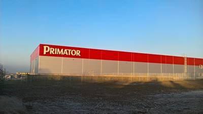 """Dokončena a předána akce """"Prodejní sklad pivovaru Primátor"""""""
