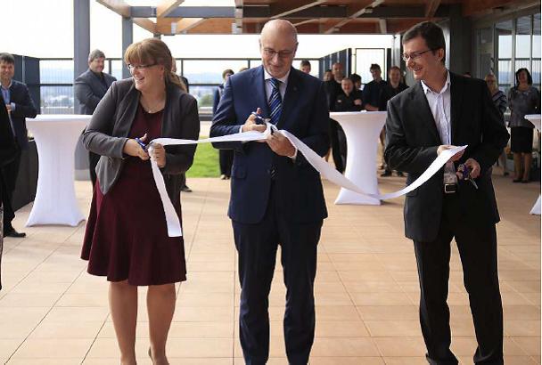 Slavnostní otevření nového planetária a oborových učeben ZŠ Nuselská v Havlíčkově Brodě
